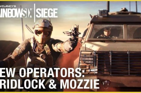 Operation Burnt Horizon Announced for Tom Clancy's Rainbow Six Siege