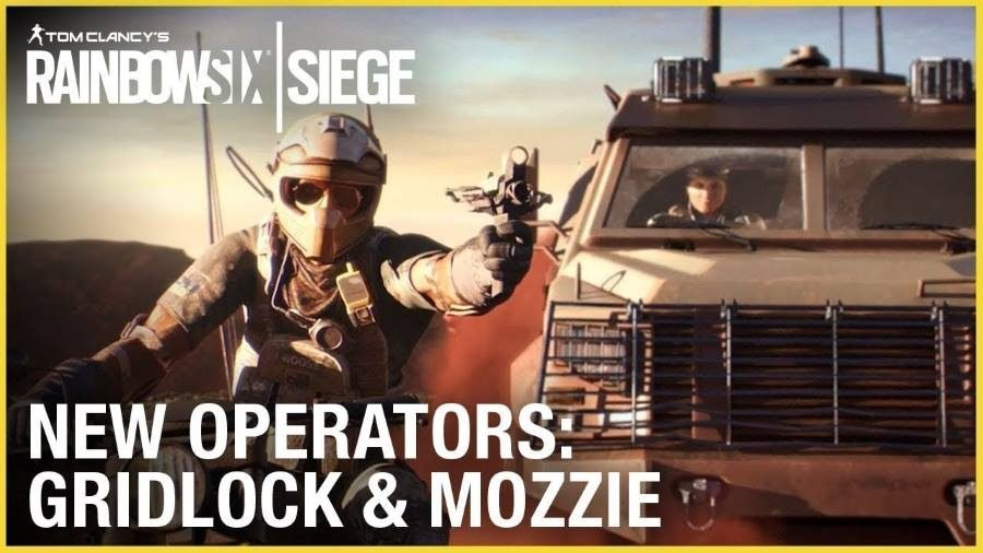 Tom Clancy's Rainbow Six Siege Operation Burnt Horizon - Gamers Heroes