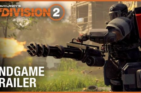 Tom Clancy's The Division 2 Endgame Detailed in New Trailer