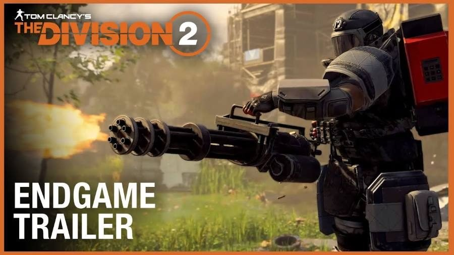 Tom Clancy's The Division 2 Endgame - Gamers Heroes