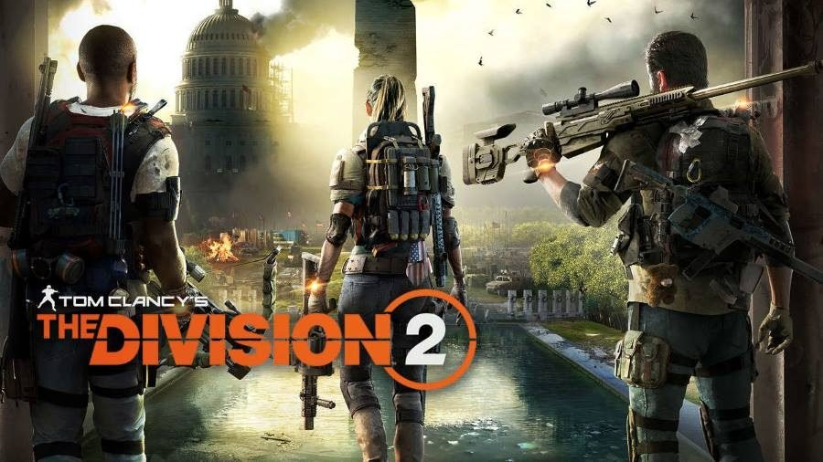 Tom Clancy's The Division 2 - Gamers Heroes