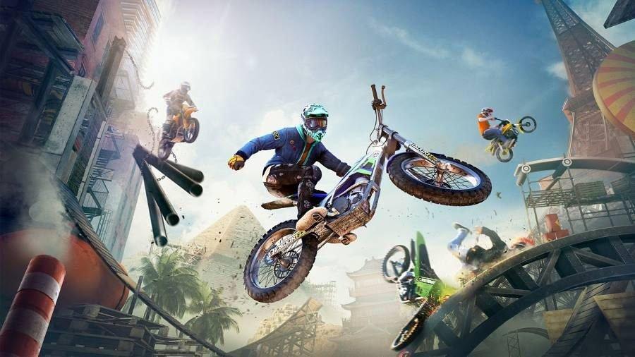Trials Rising - Gamers Heroes