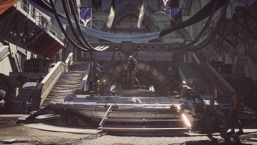 What Javelin To Unlock First In Anthem