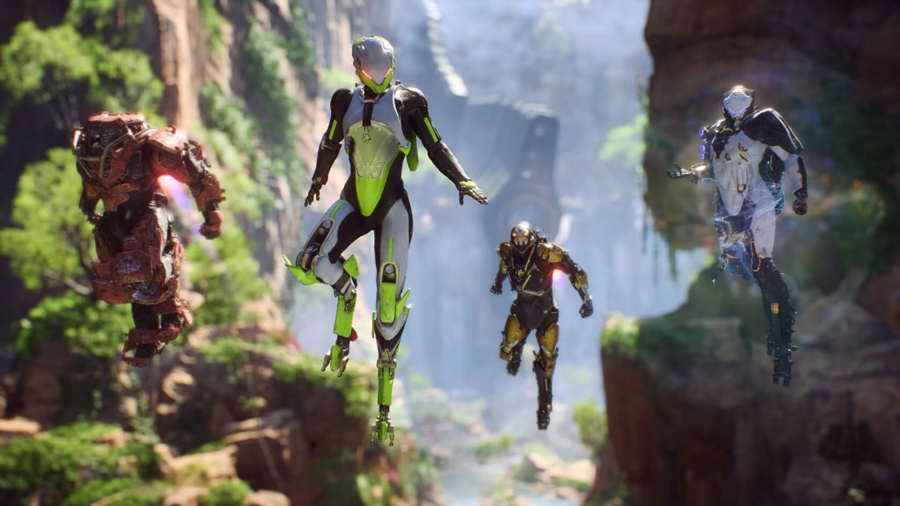 Where To Find You Pre-Order Items In Anthem
