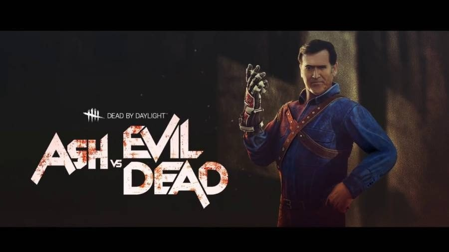 Ash Williams Dead by Daylight - Gamers Heroes