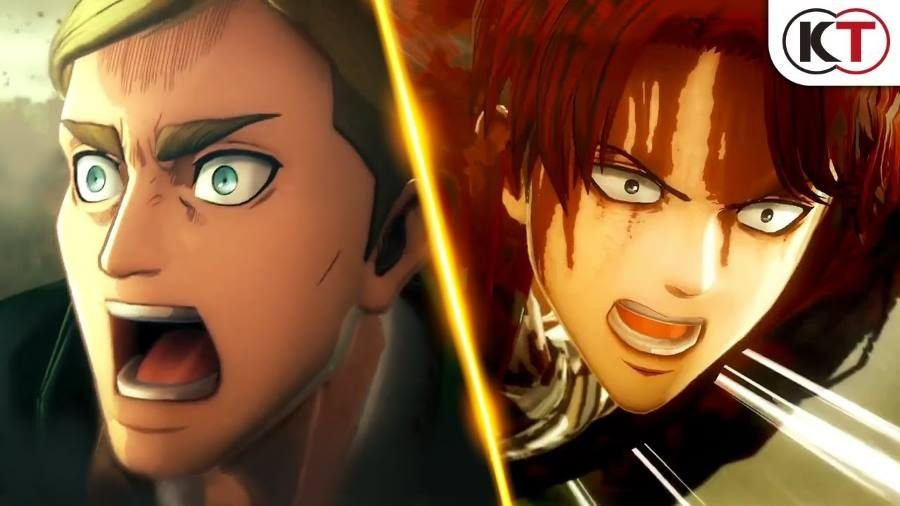 Attack on Titan 2 Final Battle - Gamers Heroes