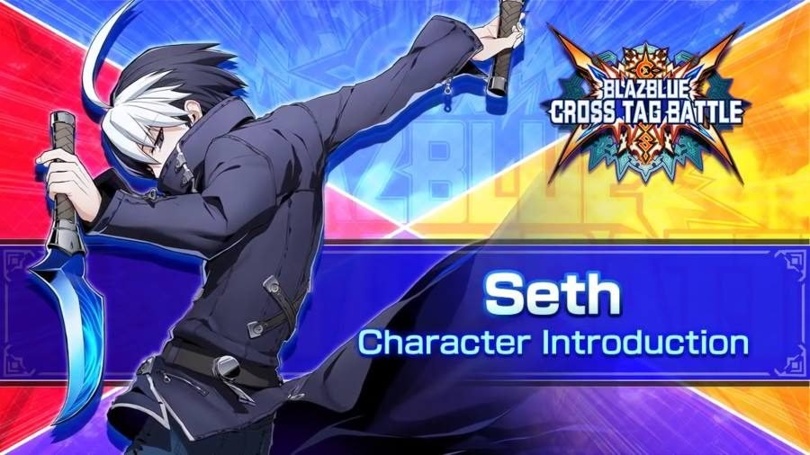 BlazBlue Cross Tag Battle Seth - Gamers Heroes