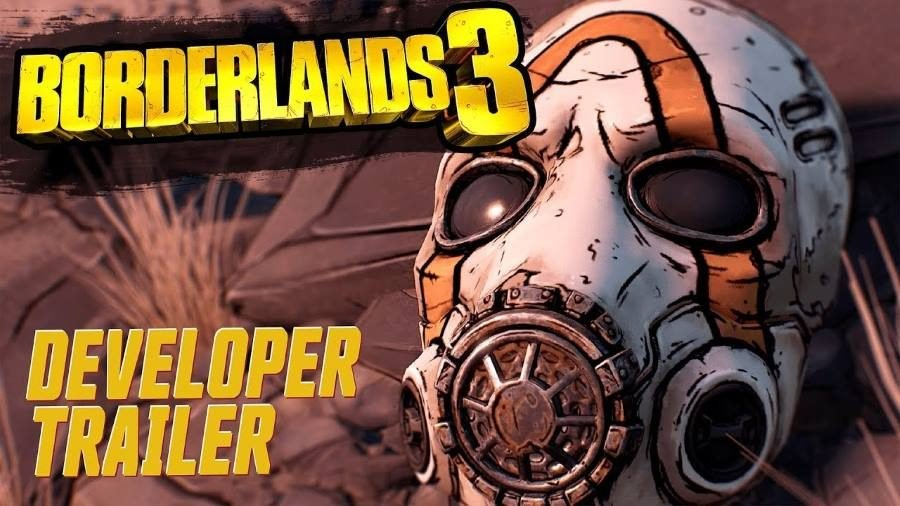 Borderlands 3 Developer Trailer - Gamers Heroes