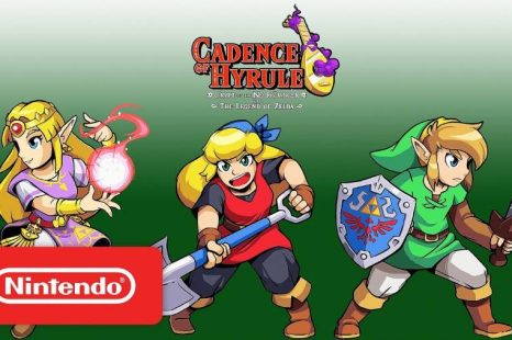 Cadence of Hyrule Gets New Footage, June Release Date