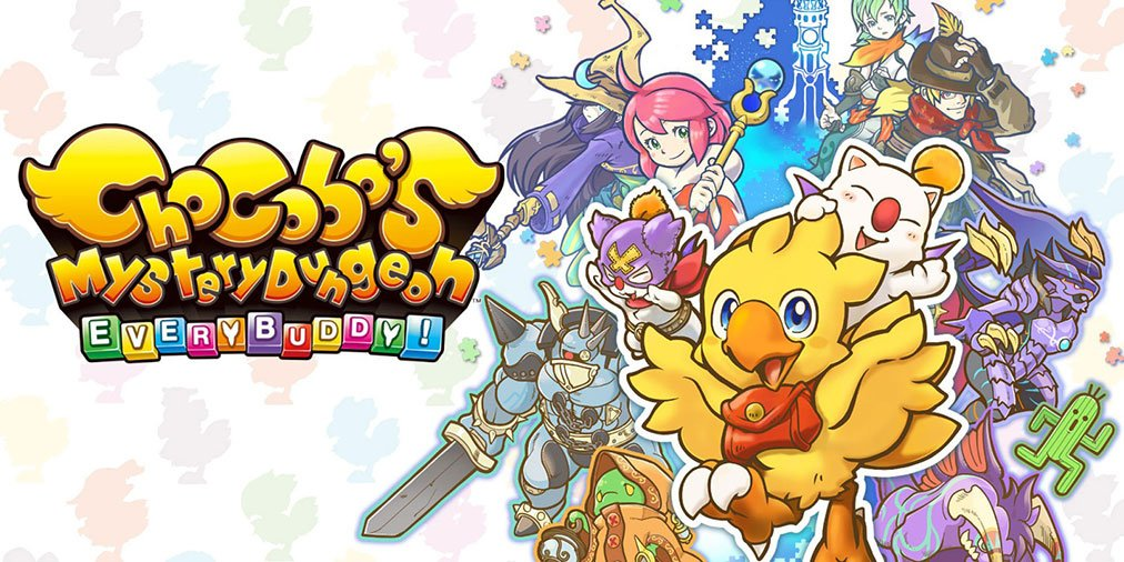 Chocobo Mystery Dungeon Every Buddy Now Available