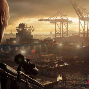 HITMAN 2 Gets Hantu Port Sniper Assassin Map