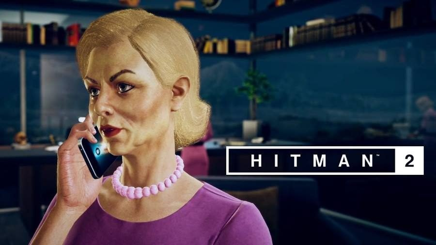 HITMAN 2 The Politican - Gamers Heroes