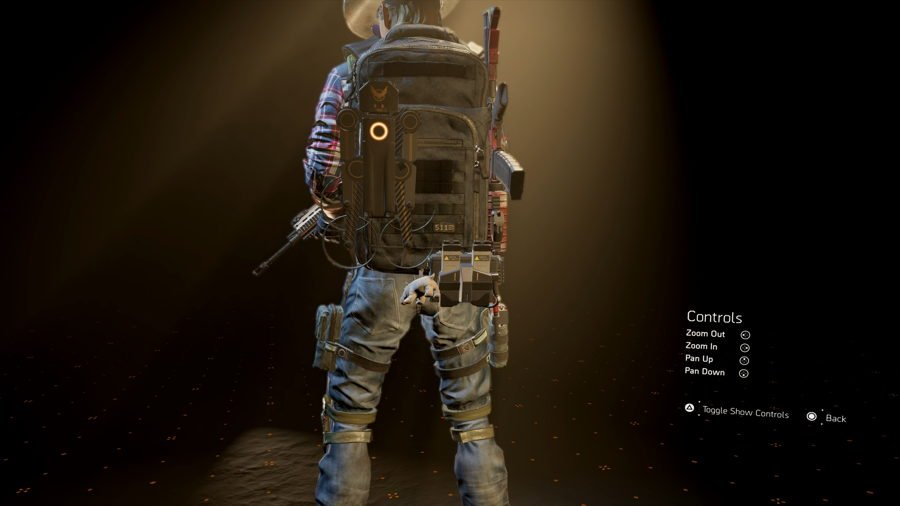 Hippo The Division 2