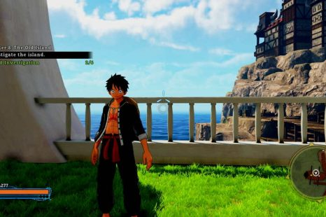 How To Change Outfits In One Piece World Seeker