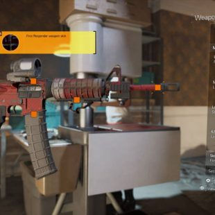 How To Change Weapon Skins In The Division 2