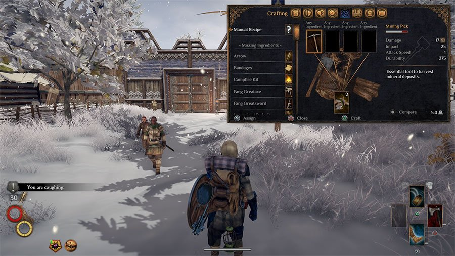How To Dismantle Items & Equipment In Outward