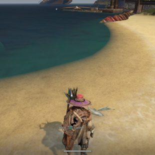 How To Fish In Outward