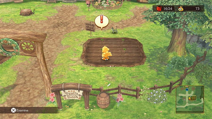 How To Plant Seeds In Chocobo's Mystery Dungeon Every Buddy Farm