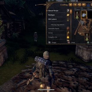 How To Refill Oil Lanterns In Outward