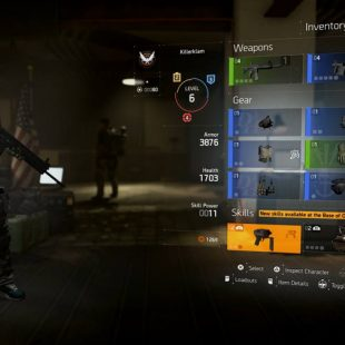 How To Unlock More Skill Points In The Division 2