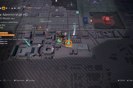 The Division 2 Control Points Guide - GamersHeroes