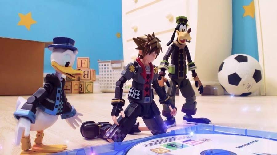 Kingdom Hearts III Toy Box - Gamers Heroes