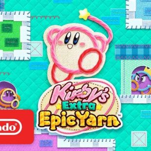 Kirby's Extra Epic Yarn Gets Launch Trailer
