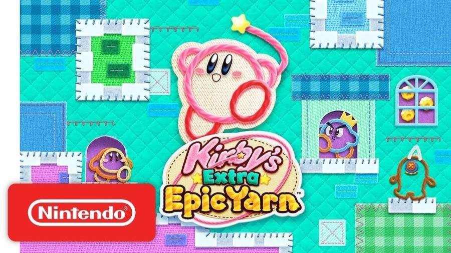 Kirby's Extra Epic Yarn - Gamers Heroes