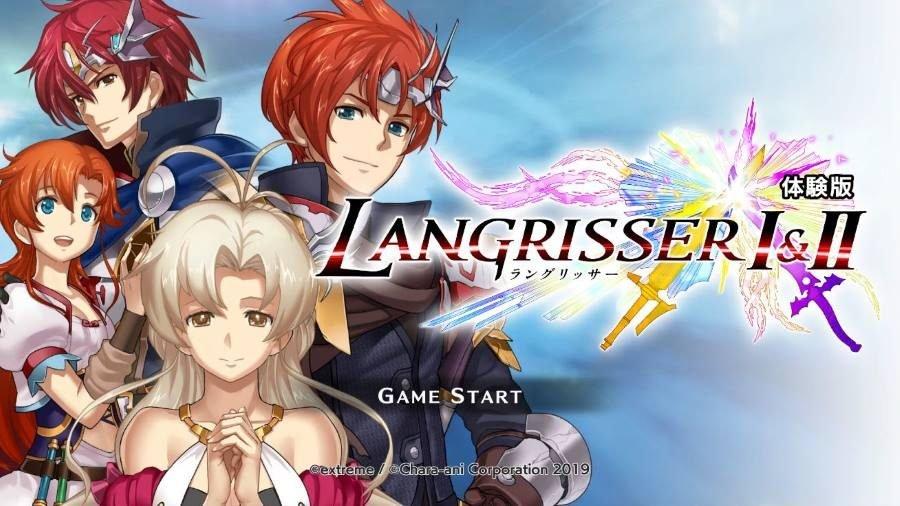 Langrisser - Gamers Heroes