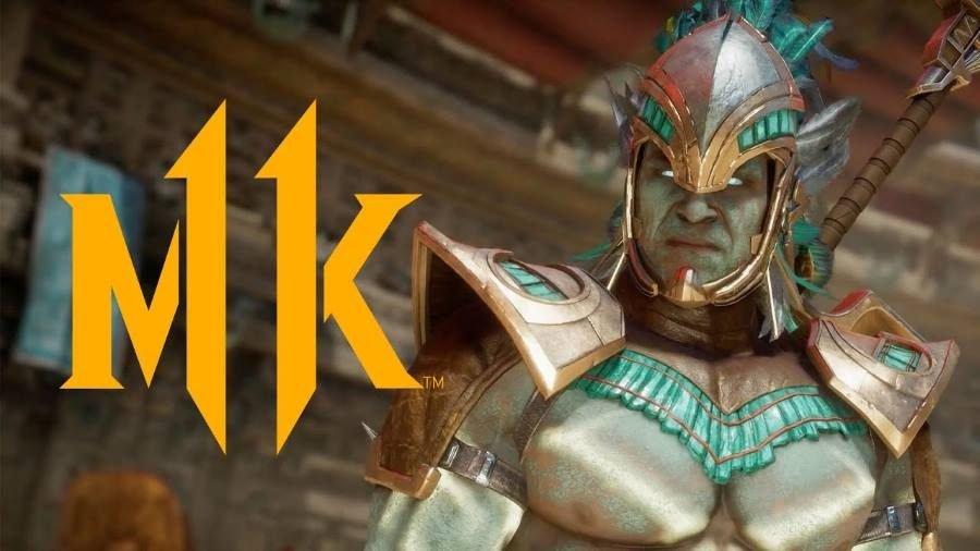 Mortal Kombat 11 Kotal Kahn - Gamers Heroes