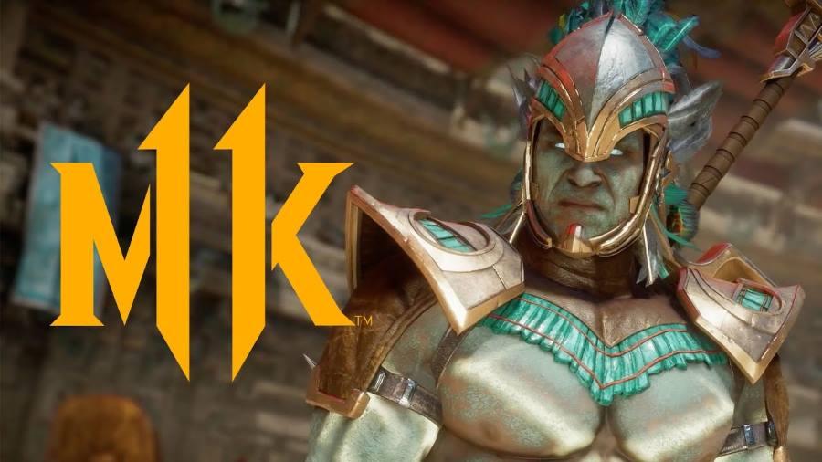 Kotal Kahn Coming to Mortal Kombat 11 - GamersHeroes