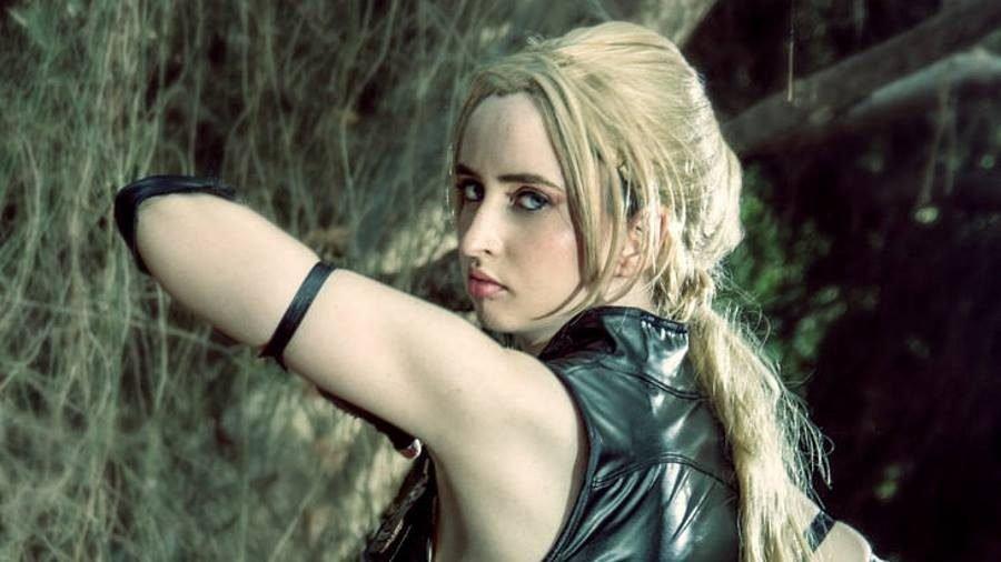 Mortal Kombat Sonya Blade Cospaly - Gamers Heroes