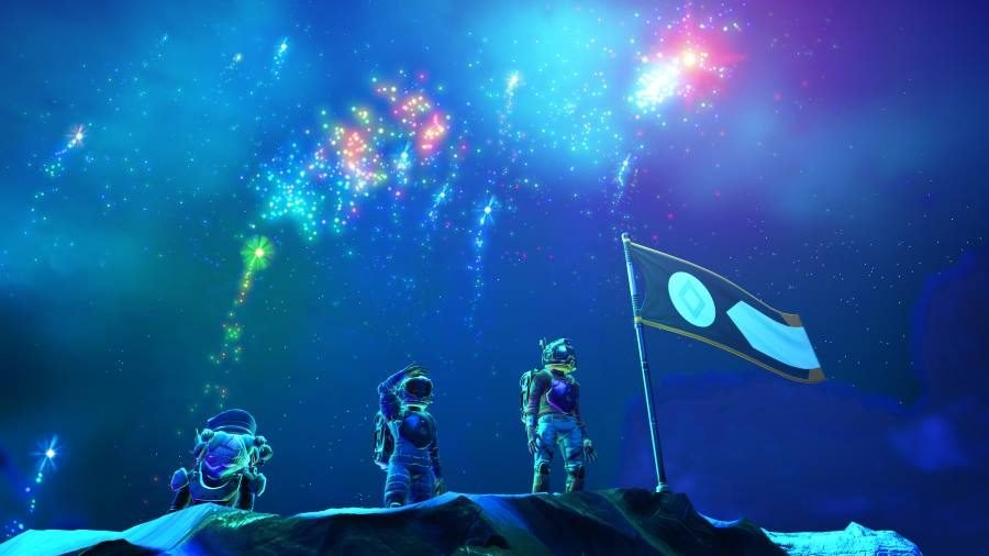 No Man's Sky BEYOND - Gamers Heroes