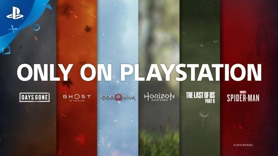 Only on PlayStation Trailer - Gamers Heroes