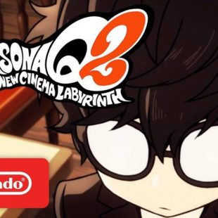 Persona Q2 Gets New Story Trailer