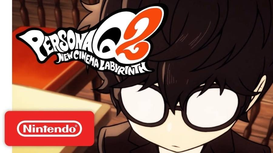Persona Q2 - Gamers Heroes
