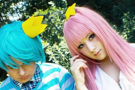 Cosplay Wednesday – Kirby and Prince Fluff