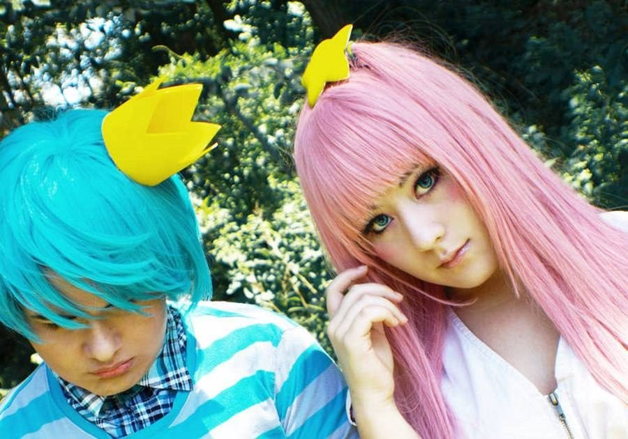 Prince Fluff Cosplay - Gamers Heroes