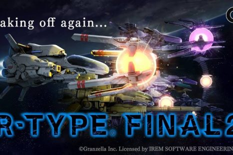 R-TYPE FINAL2 Announced