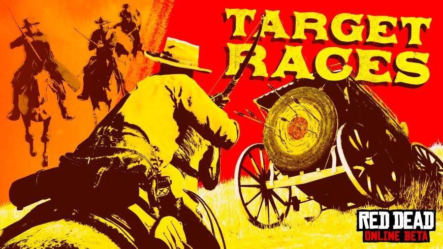 Red Dead Online Beta Target Races - Gamers Heroes