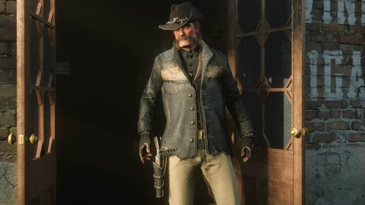 Red Dead Online Beta The Tasman Outfit - Gamers Heroes