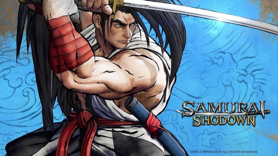 Samurai Showdown - Gamers Heroes