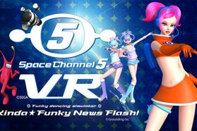 Space Channel 5 VR: Kinda Funky News Flash! Gets New Trailer