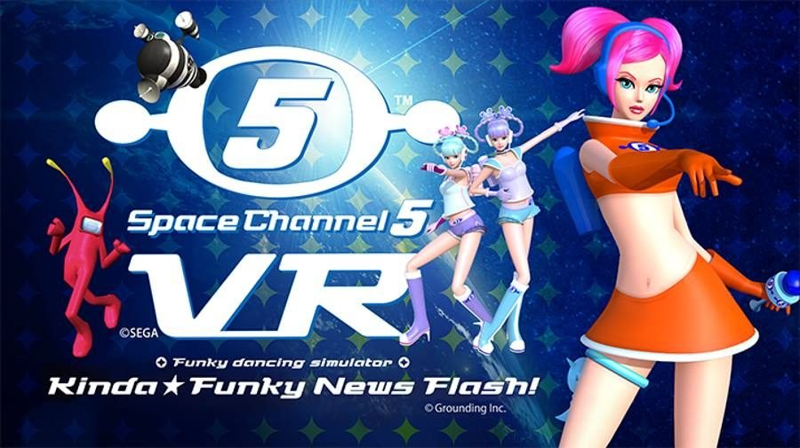 Space Channel 5 Kinda Funky News Flash - Gamers Heroes