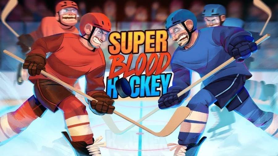 Super Blood Hockey - Gamers Heroes