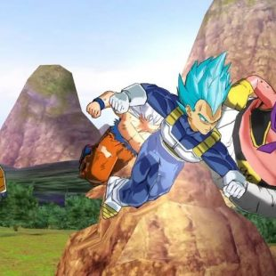 Super Dragon Ball Heroes World Mission Gets New Trailer