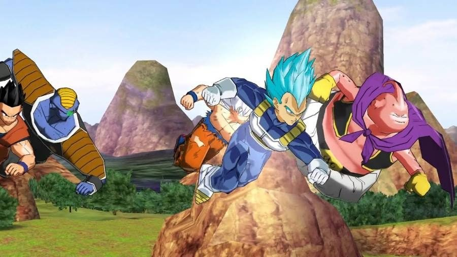 Super Dragon Ball Heroes World Mission - Gamers Heroes