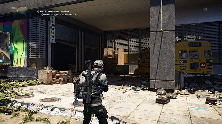 The Division 2 Projects Guide