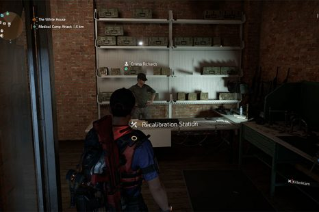 The Division 2 Recalibration Station Guide