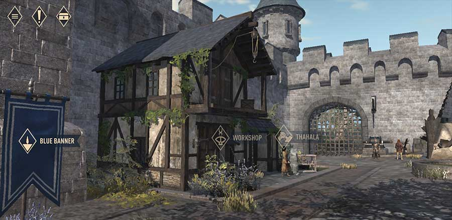 The Elder Scrolls Blades Town Building Guide